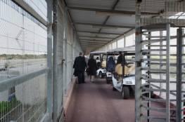 مصادر : وفد من اللجنة الأمنية وقيادات من فتح يصل غزة