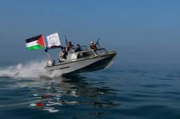 غزة: البحرية تنقذ صيادين تعطل مركبهم في بحر خان يونس