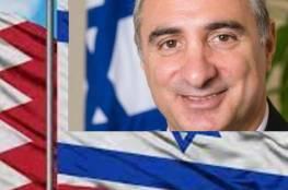 تعيين الدبلوماسي إيتان نائيه سفيرا لاسرائيل في مملكة البحرين