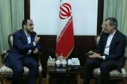 كبير مفاوضي الحوثيين يصل طهران