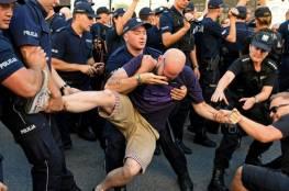 وارسو : إعتقال فلسطيني من الداخل بشبهة تخطيطه لتنفيذ عملية إرهابية في حفل