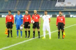فلسطين تلتقي جزر القمر في تصفيات كأس العرب 2021