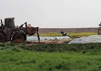"""موقع عبري يكشف تفاصيل جديدة حول سحب جثمان الشهيد الناعم بـ""""كف جرافة"""" شرق خانيونس"""