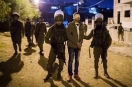 قناة عبرية تكشف عن هدف اسرائيل من توسيع الاعتقالات بالضفة