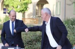 غانتس يسعى للتحالف مع بينيت عشية انتخابات الكنيست