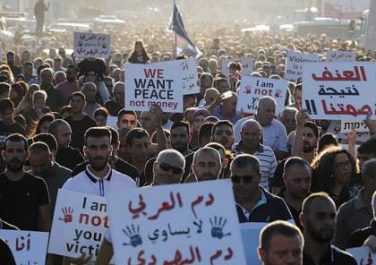 """""""هآرتس"""" في افتتاحيتها تدعو بينيت لتوفير الأمن لفلسطينيي الداخل"""