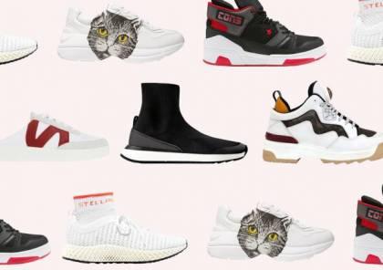 الأحذية الرياضية القبيحة تتجه إلى موضة الرجال