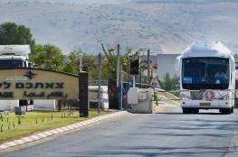 اسرائيل: اغلاق المعابر الحدودية مع الأردن ومصر اعتبارا من صباح غد
