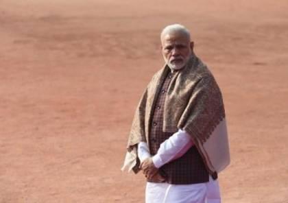 رئيس وزراء الهند سيزور الاراضي الفلسطينية نهاية الاسبوع