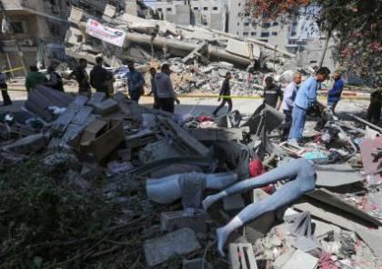 مسؤول اسرائيلي : لو تم محو 40 مبنى شاهقًا في وسط غزة لما تم إطلاق الصاروخ