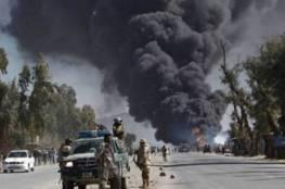 إصابة 7 من عناصر الشرطة الأفغانية ومدنيين في انفجارين منفصلين