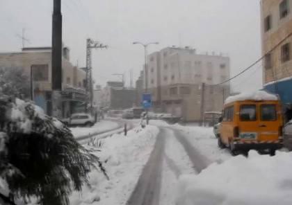 قناة عبرية تتحدث عن تفاصيل المنخقض الجوي اليوم الثلاثاء