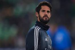 إيسكو يُمازح زيدان بشأن وضعيته مع ريال مدريد