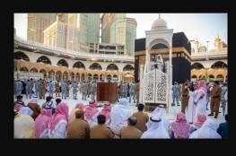 نقل صلاة الاستسقاء مباشر من الحرم المكي وجوامع السعودية
