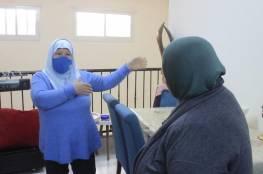 تسليم 14 منزلًا بمخيم عايدة بعد ترميمها