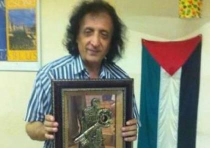 الجالية الفلسطينية في النمسا تودع جورج نيقولا