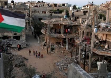 هآرتس: بينت يضع ثلاثة شروط لإعادة إعمار قطاع غزة..