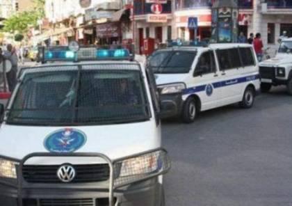 شرطة جنين تقبض على 35 فاراً من العدالة