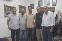 أبو مزيد يوقّع مع غزة الرياضي لموسمين