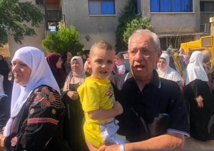 هكذا قتل الاحتلال داليا سمودي.. حاولت حماية طفليها من الغاز فباغتتها رصاصةٌ بمنزلها