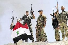 الجيش السوري يواصل تقدمه ويكثف استهداف محاور المسلحين في أرياف حلب وإدلب