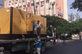 غزة: الاتصالات تعلن عودة خدماتها بعد ادخال الاحتلال مولد بديل