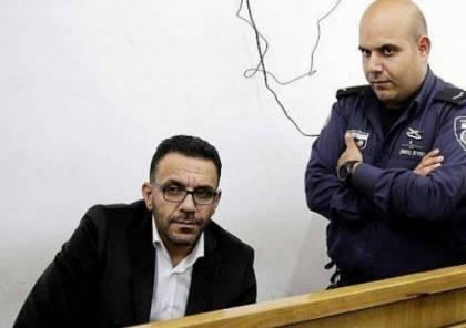 تمديد اعتقال محافظ القدس عدنان غيث لمدة سبعة أيام