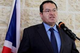 الخالدي: عقد مؤتمر دولي للسلام مطلب فلسطيني لبناء مفاوضات ركيزتها الشرعية الدولية