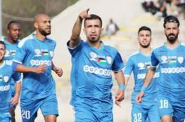 صراع الكبار على لقب الدوري الفلسطيني ينطلق اليوم