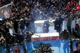 35 قتيلا و48 جريحا إثر تدافع خلال تشييع سليماني في كرمان