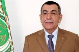 الجامعة العربية تدعو الاتحاد الأوروبي للضغط على إسرائيل لعدم عرقلة إجراء الانتخابات الفلسطينية