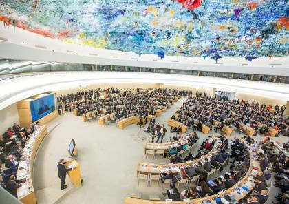 """عنصرية """"إسرائيل"""" ضد فلسطينيي 48 على طاولة مجلس حقوق الإنسان"""