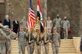 """القوات الأمريكي تسلم قاعدة """"الحبانية"""" العسكرية للأمن العراقي"""