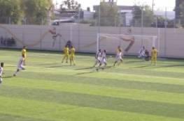 فيديو.. شباب خانيونس يقسو على بيت حانون الأهلي بالثلاثية