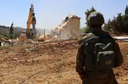 قوات الاحتلال تخطر عائلات بالإخلاء لإجراء تدريبات عسكرية في الأغوار الشمالية