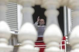 البابا فرنسيس ألغى مراسم تستهل موسم عيد الميلاد بسبب كورونا