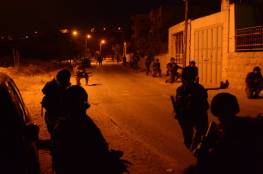 جيش الاحتلال يشن حملة اعتقالات بالضفة ويزعم العثور على سلاح