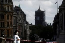 بريطانيا تسجل قفزة حادة للإصابات والوفيات بفيروس كورونا
