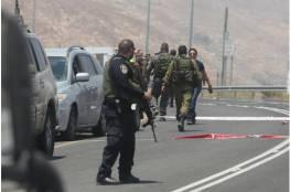 """أنباء أولية: عملية دهس قرب مستوطنة """"كوخاب هشاحر"""" برام الله"""