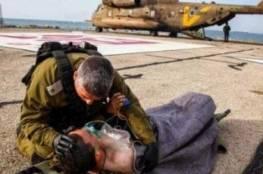 """اصابة جندي """"إسرائيلي"""" بصعقة برقية شمال فلسطين المحتلة"""