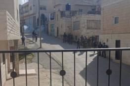 مواجهات في بلدة تقوع شرق بيت لحم