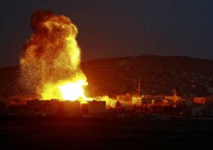 مصدر سوري: غارة اسرائيلية على منطقة القطيفة قرب دمشق