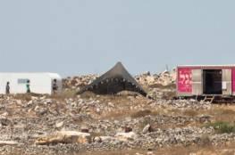 """خلافًا لـ""""صفقة القرن"""".. إسرائيل تُقيم بؤرة استيطانية في منطقة فلسطينية قرب نابلس"""