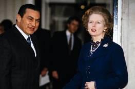 وثائق سرية: حوارات عاصفة بين مبارك والبريطانيين بشأن خفض دعم الفقراء مقابل زيادة المعونات