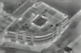 فيديو: جيش الاحتلال ينشر بيانا حول استهداف بنياية من 4 طوابق بغزة