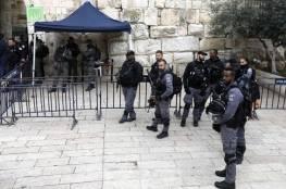 مجدلاني: اخلاء المسجد الأقصى واغلاق أبوابه تصعيد خطير ينذر بتفجير الاوضاع