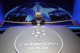 نتائج قرعة دوري أبطال أوروبا (دور 16)