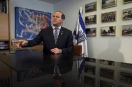بركات يعرض خطة لإعادة 100 ألف إسرائيلي إلى العمل