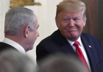 مسؤولون أميركيون: سنُقرّ ضمّ المستوطنات إذا رفض الفلسطينيون العودة للمفاوضات