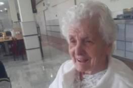 """مسنة (107 أعوام) تشفى من كورونا بعدما شفيت من """"الحمى الإسبانية"""""""